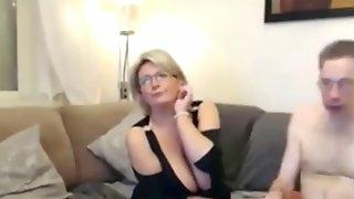 Mature milf huge boobs